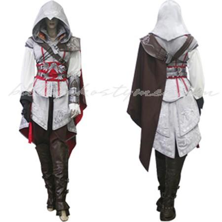 Assassin's Creed II Ezio Kostymer för Kvinnor