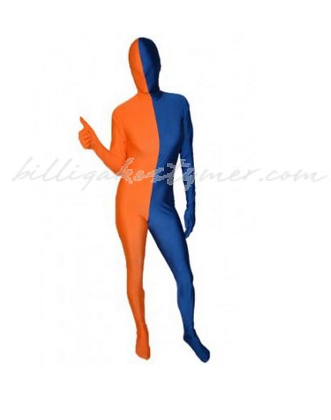 Morphsuits spell färg Lycra Spandex Kostymer
