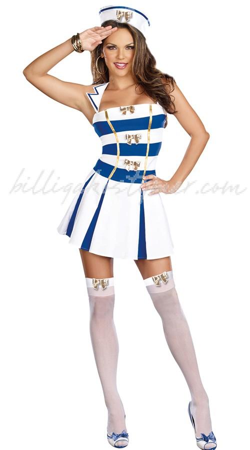Ankrar Bort Sailor Kostym