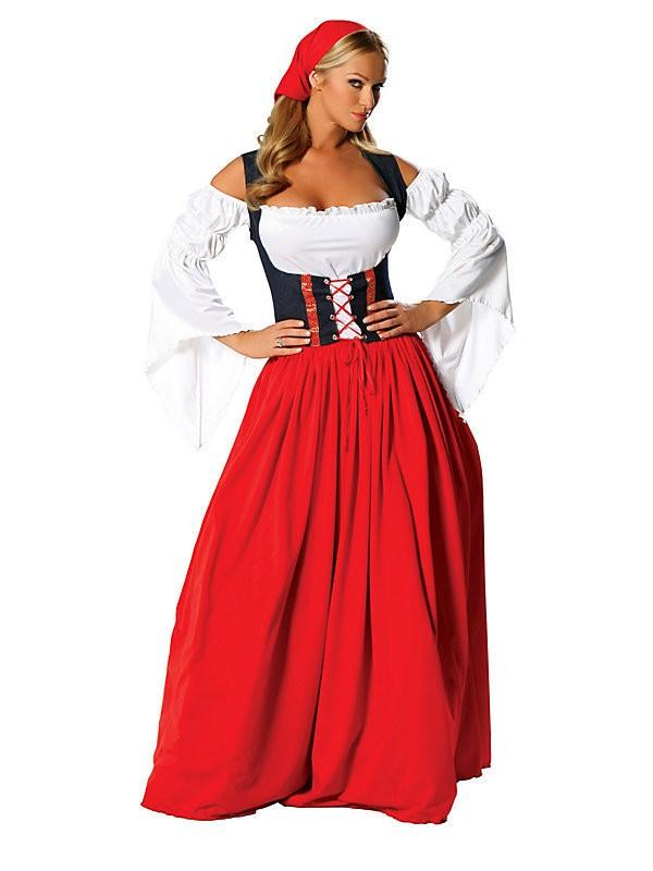 Miss Swiss Kläder Oktoberfest Kläder