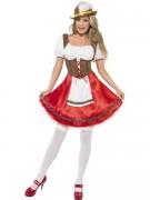 Bayerska jänta october kostym maid kostym