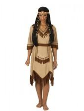 Halloween Indiska Kläder för kvinnor