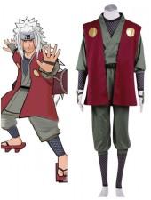 Naruto Jiraiya Cosplay Kostymer