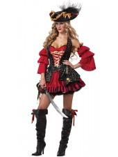 Sexiga Spanska Piratkostym