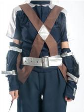 Naruto Young Kakashi Cosplay Kostymer