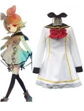 Vocaloid Kagamine Rin Kostymer