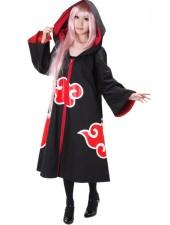 Naruto Akatsuki Kappa Cosplay Kostymer