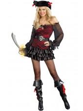 Dyrbara Byte Halloween Piratkostym