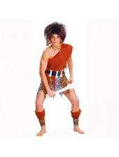 Caveman maskeraddräkter Indiska Kläder för män