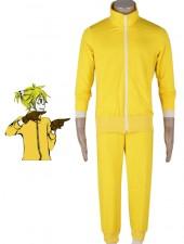 Vocaloid Len Anime Cosplay Kostymer