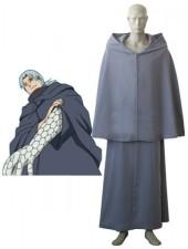 Naruto Yakushi Kabuto Integrates Orochimaru Cosplay Kostymer