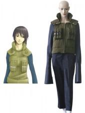 Naruto Shizune Jonin Cosplay Kostymer